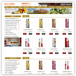 www.winechina.net网站截图