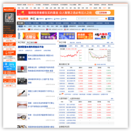 forex.eastmoney.com网站截图