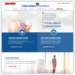 www.colocationamerica.com网站截图