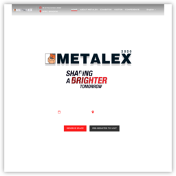 www.metalex.co.th网站截图