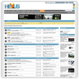 forums.hexus.net的网站截图