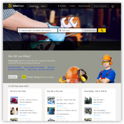 www.yellowpages.vn网站截图